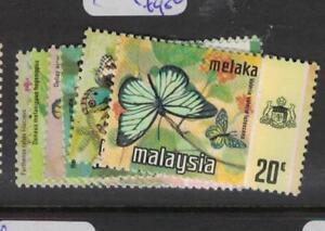Malaysia Malacca Butterfly SG 70-6 MOG (3dpp)