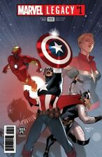 MARVEL LEGACY #1 FRIED PIE COLOR VARIANT by PAUL RENAUD