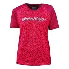 Maglie da ciclismo rosa per donna