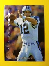 KERRY COLLINS - RC ROOKIE #8 CAROLINA PANTHERS - PENN STATE 1995 SP CHAMPIONSHIP