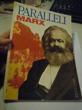 PARALLELI EDITORIALE DOMUS - MARX -  (L-13)