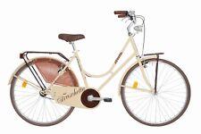 "BICI BICICLETTA ATALA FRASCHETTA LADY 26"" 2018 urban city bike DONNA passeggio ."