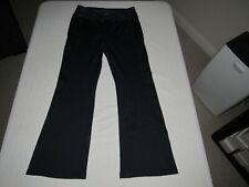 "Tangerine Women's Navy Blue Yoga Pants Size M Waist 30""-32"" Inseam 31"""