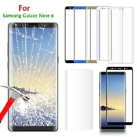 9H+ Premium Tempered Glass Film Guard Screen Protector For Samsung Galaxy Note 8