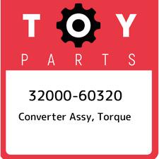 32000-60320 Toyota Converter assy, torque 3200060320, New Genuine OEM Part