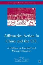 Affirmative Action in China and the U.S.: A Dialogue on Inequality and Minority