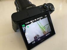 Sony Cyber-shot DSC-WX500 18.2 MP 30X Digital Camera - Great for Vlogging