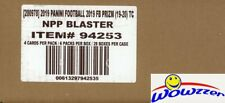 2019 Panini Prizm Football EXCLUSIVE Factory Sealed Blaster CASE-20 MEMORABILIA