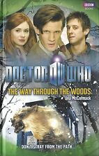 DOCTOR WHO<>THE WAY THROUGH THE WOODS by UNA McCORMACK<>HARDBACK BOOK  ~~