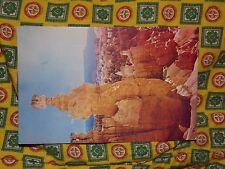Vintage Postcard Thor's Hammer, Bryce Canyon National Park, Utah