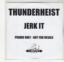 (FO735) Thunderheist, Jerk It - DJ CD