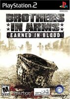 Brothers in Arms: Earned in Blood (Playstation 2) PS2