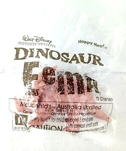 Walt Disney Eema Dinosaur 2000 McDonalds Happy Meal Collectable toy