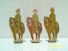 MARX TIN LITHOGRAPH SOLDIERS OF FORTUNE 1MA U.S. CAVALRY LOT VG