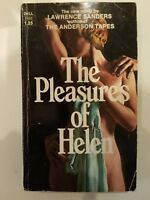 Sanders THE PLEASURES OF HELEN Dell #7032 First-1972