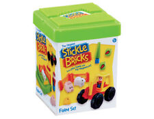 Stickle Bricks Farm Set Toddlers Construction Toy New