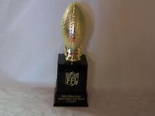 FANTASY FOOTBALL TROPHY AWARD  FOOTBALL TEAM/INDIVIDUAL AWARD - FREE ENGRAVING!!