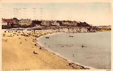 R180722 Falmouth. Gyllyngvase Beach. Photochrom. No 83694. 1942