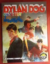 DYLAN DOG N° 10 COLOR FEST ALTROQUANDO 4 STORIE COMPLETE EDICOLA