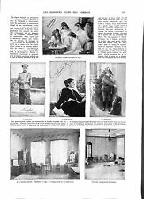 WWI Romanov Family Alexei Olga Tatiana Maria Anastasia Russia USSR ILLUSTRATION