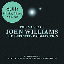 Music Of John Williams - 6 CD Set