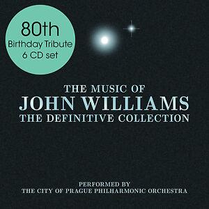 Music Of John Williams - 6 CD Set