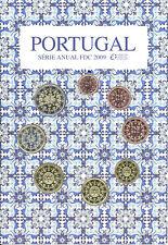 Euro FDC Portugal 2009