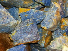 3000 Carat Lots of Rare High End Dumortierite - Plus a FREE Faceted Gemstone