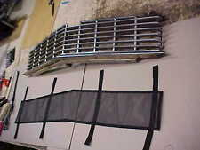 Custom Built  Bug Screen Grille Insert 1956 56  Bel Air Nomad  Chevrolet  Sedan