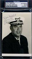 Otto Graham Vintage Psa/dna Signed Photo Autograph Authentic