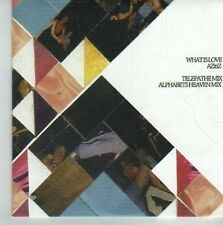 (CV862) AZitiZ, What Is Love - 2011 DJ CD