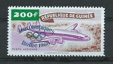 GUINEA , 1960 OLYMPICS , AIRMAIL , STAMP, PERF , MNH
