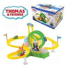 THOMAS THE TANK & FRIENDS FERRIS WHEEL RACING TRACK TRAIN SOUND LIGHT KIDS TOY