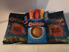 TERRY'S CHOCOLATE ORANGE MINI EGGS LIMITED EDITION GIFT HAMPER EASTER SEGSATIONS
