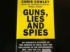 Guns, Lies and Spies by Chris Cowley (Paperback, 1992)