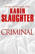 Will Trent: Criminal by Karin Slaughter (2012, Hardcover)