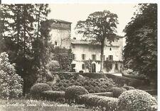 160320 NOVARA CASTELLETTO TICINO - CASTELLO Cartolina FOTOGRAFICA viaggiata 1968