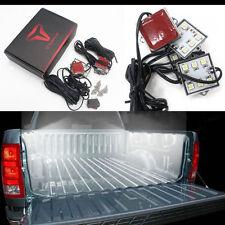 8pc Truck Bed White Led Lighting Light Kit For ALL Chevy Dodge GMC Trucks Pickup