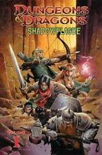 IDW DUNGEONS & DRAGONS VOLUME 1 : SHADOWPLAGUE : HARDCOVER : BRAND NEW : RARE!