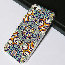 Glossy Pattern with Rhinestone Hard Plastic Case Cover Skin iPhone 5/5s/SE