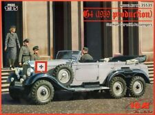 ICM 1/35 DAIMLER-BENZ G4 (1939 Production) #35531