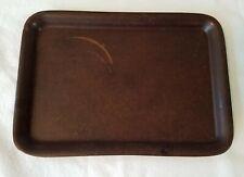Vintage Boltabilt Brown Bakelite Change, Credit Card Tray