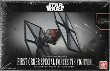 Bandai Star Wars Fast Order Special Force Tie Fighter 1/72
