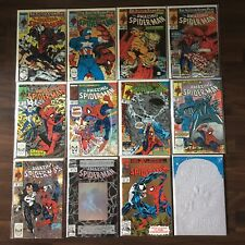 Amazing Spider-Man (12) Comics 322 - 330 365 375 400 Engl. Marvel