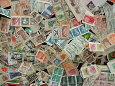 Old Used Stamps Lots worldwide International 1950s~now 1.2 lbs