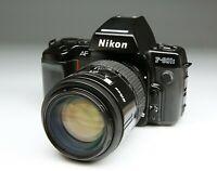 Nikon F-801s + AF Nikkor 35-105/3,5-4,5