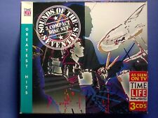 Sounds of the Seventies:Super 70's by Various Artists (CD,1998,Time/Life)*VG++*
