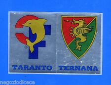 CALCIATORI PANINI 1985-86 - Figurina-Sticker n. 583 -SCUDETTO TARANTO#TERNAN-Rec