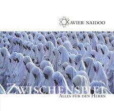 """XAVIER NAIDOO """"ZWISCHENSPIEL/ALLES FÜR DEN..."""" 2 CD NEW"""