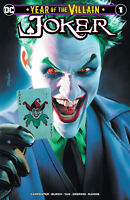 JOKER YEAR OF THE VILLAIN #1 Mike Mayhew Variant 1st Print NM LTD to 3000 RARE!D